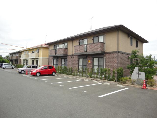 福岡県うきは市、筑後吉井駅徒歩18分の築9年 2階建の賃貸アパート