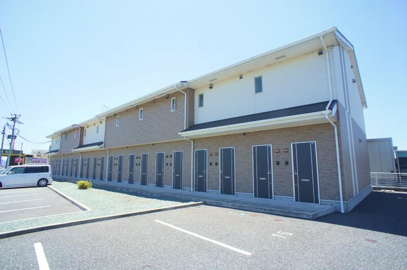 福岡県朝倉市、馬田駅徒歩16分の築7年 2階建の賃貸アパート