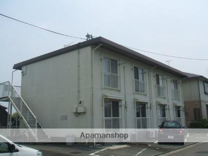 福岡県三井郡大刀洗町、松崎駅徒歩27分の築25年 2階建の賃貸アパート