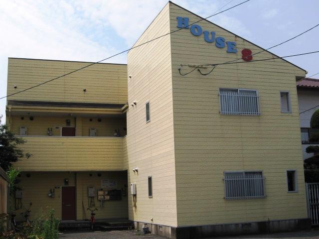 佐賀県鳥栖市、田代駅徒歩16分の築28年 2階建の賃貸アパート
