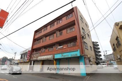 福岡県太宰府市、西鉄二日市駅徒歩21分の築40年 4階建の賃貸マンション