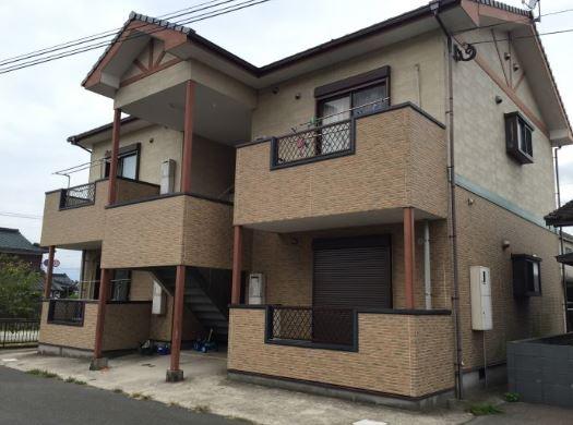 福岡県三井郡大刀洗町、大堰駅徒歩30分の築12年 2階建の賃貸アパート
