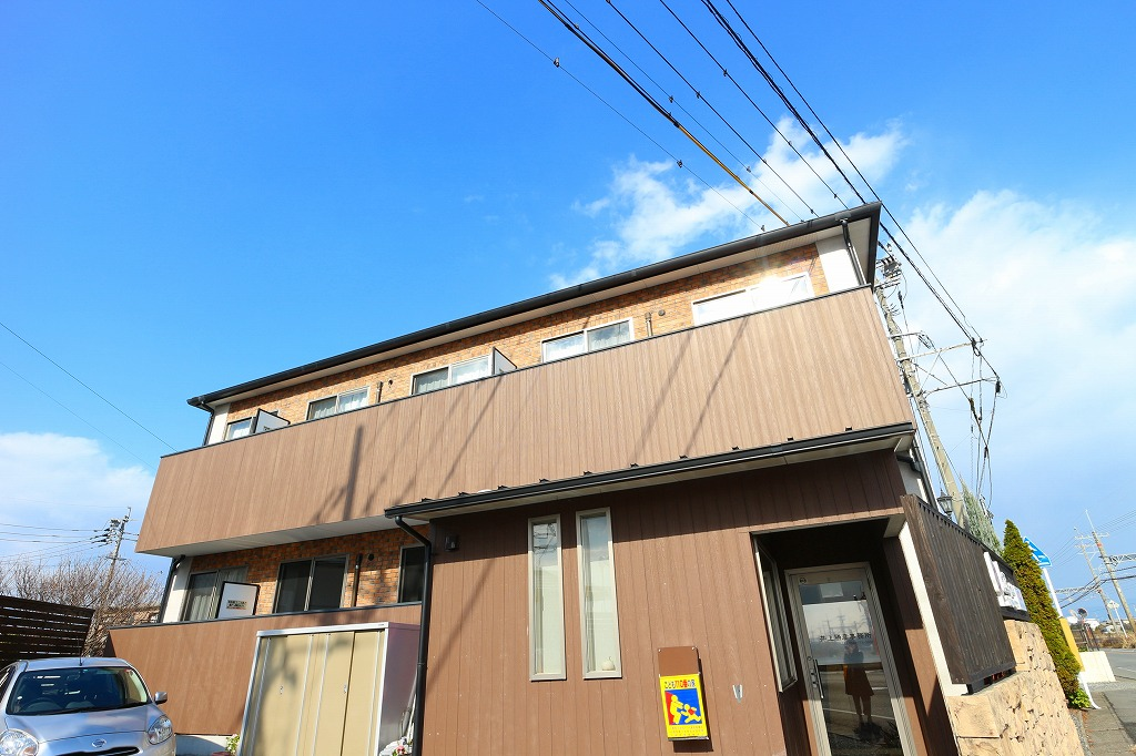 福岡県小郡市、西鉄小郡駅徒歩18分の築8年 2階建の賃貸アパート