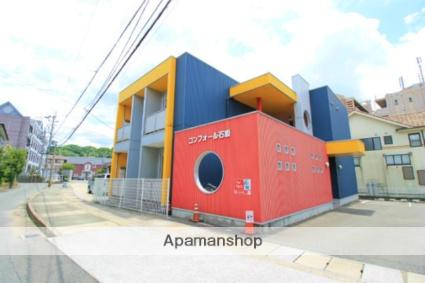 福岡県太宰府市、西鉄五条駅徒歩11分の築13年 2階建の賃貸アパート