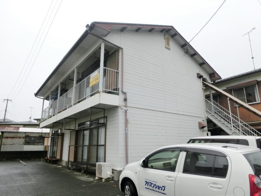 佐賀県鳥栖市、弥生が丘駅徒歩24分の築23年 2階建の賃貸アパート