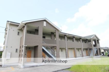 福岡県朝倉市、甘木駅徒歩34分の築8年 2階建の賃貸アパート