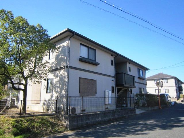 福岡県小郡市、けやき台駅徒歩30分の築21年 2階建の賃貸アパート