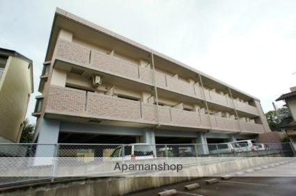 福岡県筑紫野市、西鉄二日市駅徒歩11分の築18年 3階建の賃貸マンション