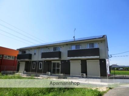 福岡県朝倉市、馬田駅徒歩27分の築3年 2階建の賃貸アパート
