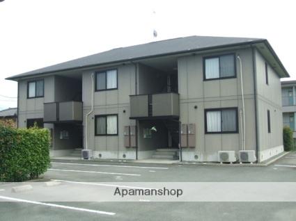 福岡県久留米市、安武駅徒歩27分の築16年 2階建の賃貸アパート