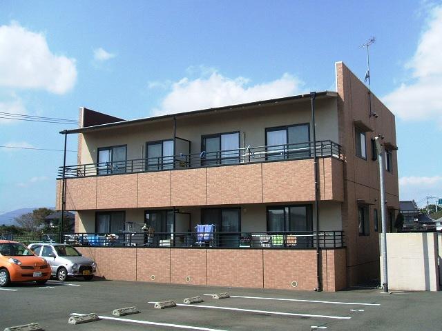 福岡県三井郡大刀洗町、松崎駅徒歩20分の築15年 2階建の賃貸アパート