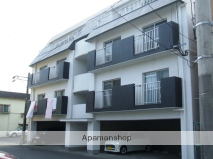 福岡県朝倉市、甘木駅徒歩8分の築29年 4階建の賃貸マンション