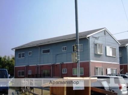 福岡県小郡市、大保駅徒歩22分の築23年 2階建の賃貸アパート