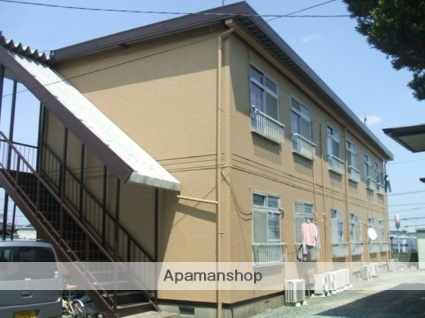 佐賀県鳥栖市、弥生が丘駅徒歩30分の築40年 2階建の賃貸アパート