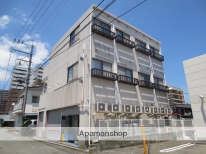佐賀県鳥栖市、田代駅徒歩22分の築22年 3階建の賃貸アパート