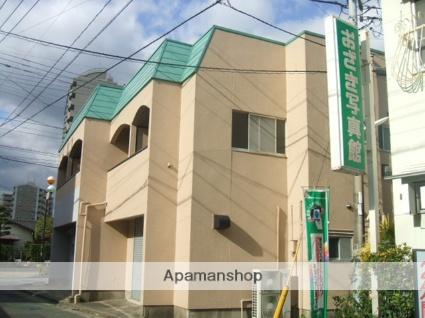 佐賀県鳥栖市、田代駅徒歩22分の築36年 2階建の賃貸アパート