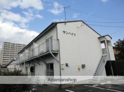 佐賀県鳥栖市、田代駅徒歩14分の築27年 2階建の賃貸アパート