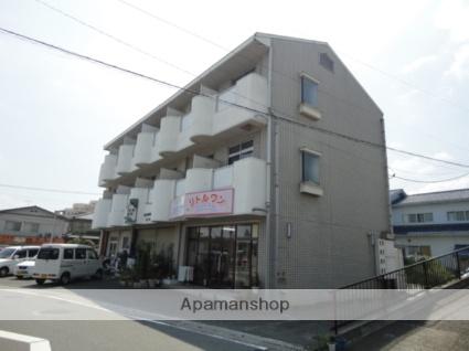 佐賀県三養基郡基山町、けやき台駅徒歩24分の築28年 3階建の賃貸アパート