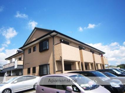 福岡県太宰府市、水城駅徒歩19分の築10年 2階建の賃貸アパート