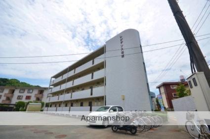 福岡県太宰府市、西鉄五条駅徒歩12分の築29年 4階建の賃貸マンション