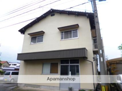 福岡県朝倉市、甘木駅徒歩12分の築34年 2階建の賃貸アパート