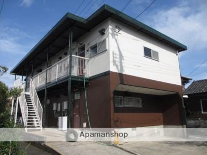 福岡県小郡市、三国が丘駅徒歩22分の築34年 2階建の賃貸アパート