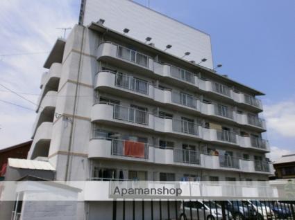 福岡県太宰府市、都府楼前駅徒歩16分の築28年 5階建の賃貸マンション