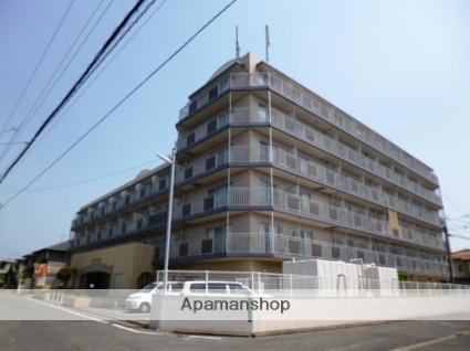 福岡県太宰府市、二日市駅徒歩18分の築26年 6階建の賃貸マンション