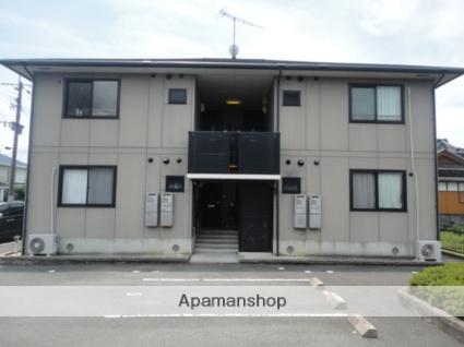福岡県三井郡大刀洗町、西太刀洗駅徒歩13分の築16年 2階建の賃貸アパート