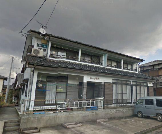 福岡県三井郡大刀洗町、大堰駅徒歩6分の築23年 2階建の賃貸アパート