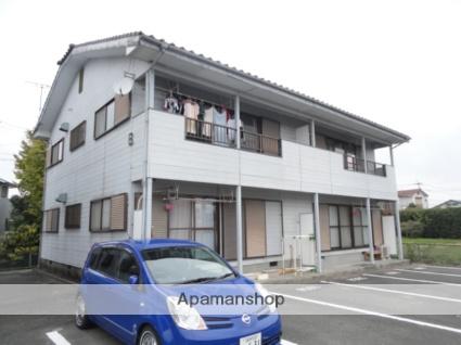 福岡県三井郡大刀洗町、松崎駅徒歩40分の築23年 2階建の賃貸アパート