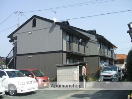 福岡県小郡市、三国が丘駅徒歩17分の築21年 2階建の賃貸アパート