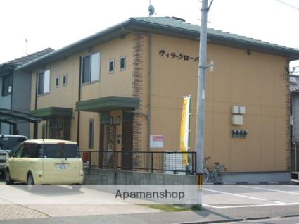 福岡県久留米市、荒木駅徒歩27分の築12年 2階建の賃貸アパート