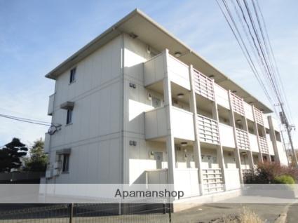 佐賀県三養基郡基山町、けやき台駅徒歩19分の築9年 3階建の賃貸アパート