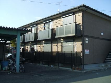福岡県朝倉市、馬田駅徒歩30分の築15年 2階建の賃貸アパート