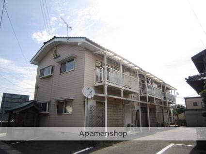 福岡県筑紫野市、原田駅徒歩6分の築26年 2階建の賃貸アパート
