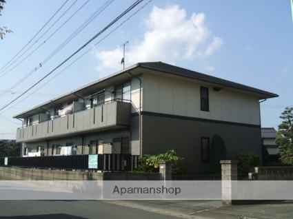 福岡県小郡市、三国が丘駅徒歩20分の築23年 2階建の賃貸アパート