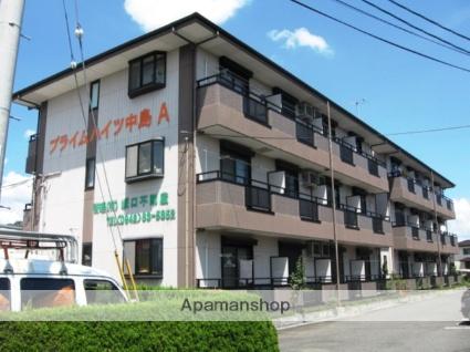 佐賀県鳥栖市、新鳥栖駅徒歩27分の築21年 2階建の賃貸アパート