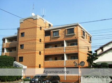 福岡県筑紫野市、けやき台駅徒歩23分の築23年 4階建の賃貸マンション