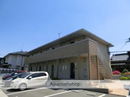 福岡県小郡市、西鉄小郡駅徒歩14分の築5年 2階建の賃貸アパート