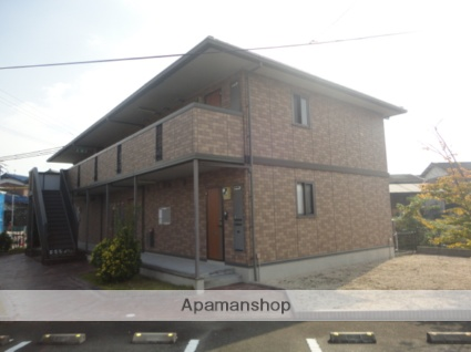 福岡県三井郡大刀洗町、今隈駅徒歩10分の築12年 2階建の賃貸アパート