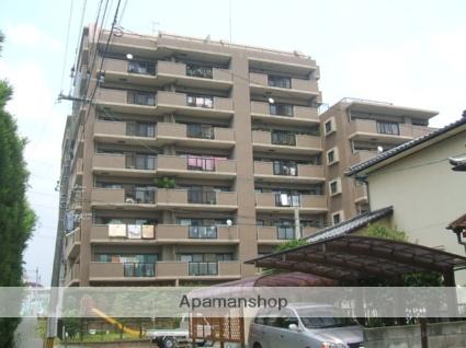 福岡県小郡市、津古駅徒歩21分の築20年 9階建の賃貸マンション