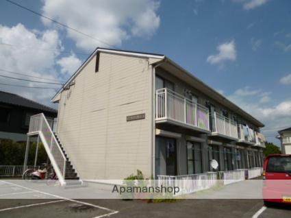 佐賀県鳥栖市、肥前旭駅徒歩6分の築30年 2階建の賃貸アパート