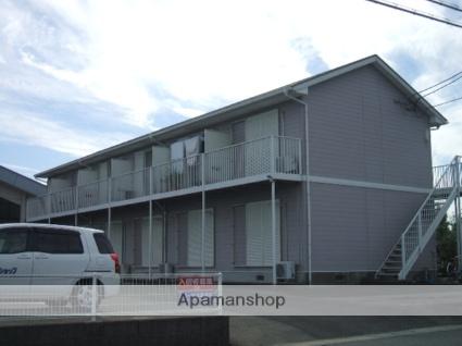 福岡県朝倉市、上浦駅徒歩26分の築23年 2階建の賃貸アパート