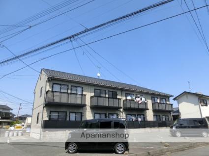 福岡県小郡市、大保駅徒歩19分の築18年 2階建の賃貸アパート