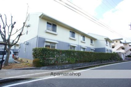 福岡県筑紫野市、桜台駅徒歩27分の築25年 2階建の賃貸アパート