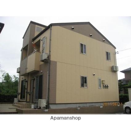 福岡県小郡市、三沢駅徒歩16分の築10年 2階建の賃貸アパート