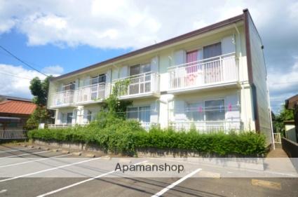 福岡県筑紫野市、天拝山駅徒歩14分の築25年 2階建の賃貸アパート