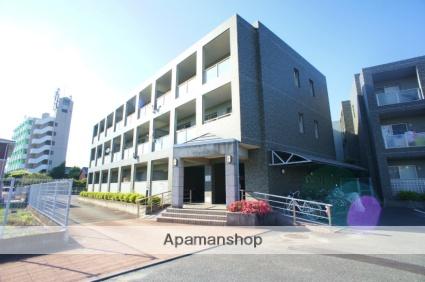 福岡県朝倉市、甘木駅徒歩8分の築17年 3階建の賃貸マンション
