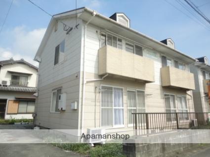 福岡県小郡市、大保駅徒歩14分の築25年 2階建の賃貸アパート